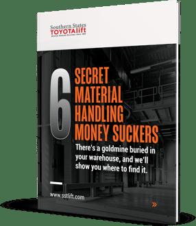 Guide: The 6 Secret Material Handling Money Suckers