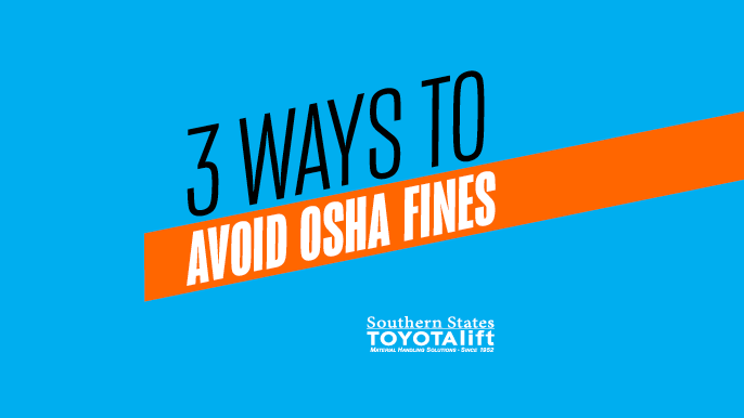 Avoid OSHA Fines