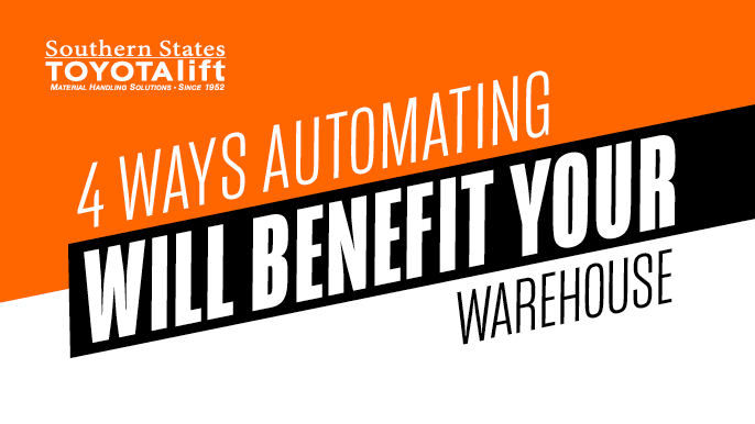 4 Ways Automating Will Benefit Your Warehouse