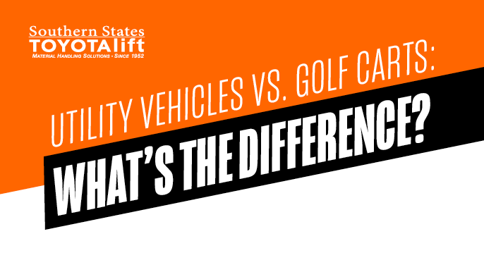 Utility Vehicles vs. Golf Carts - What's the Difference_
