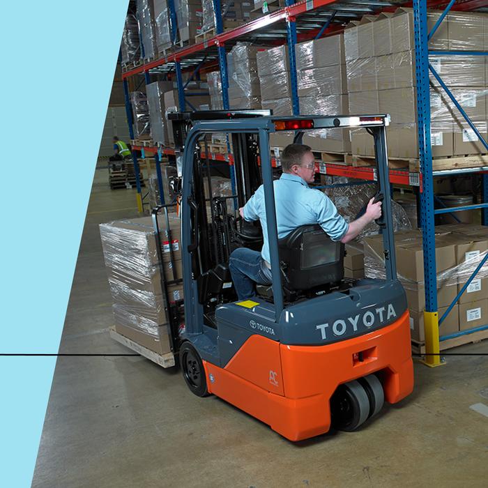 Forklift Rental Discount SPECIAL