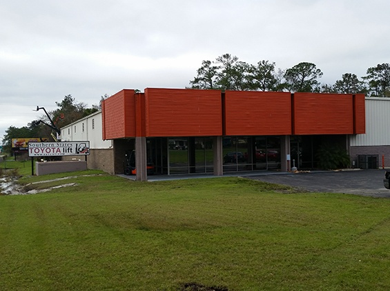 Southern States_Jacksonville Branch - Building