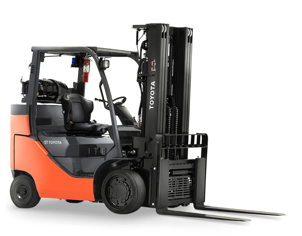 Toyota Box Car Special Forklift for sale
