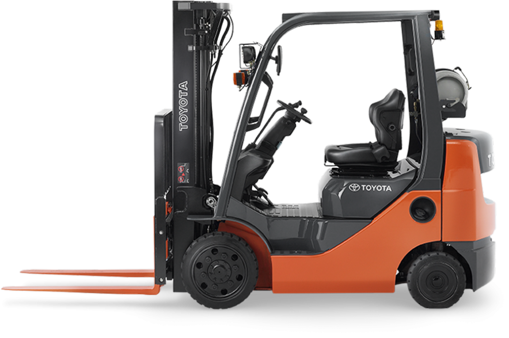 Toyota Forklift Core IC cushion for sale
