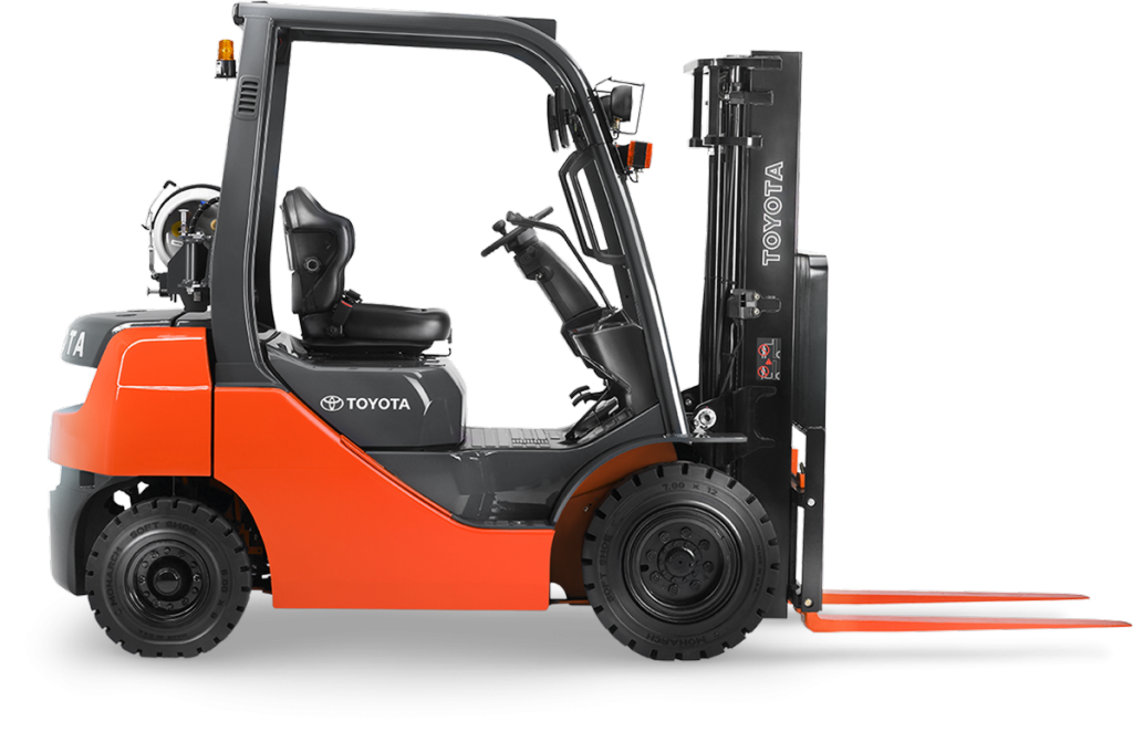 Toyota Core IC Pneumatic Forklift for sale