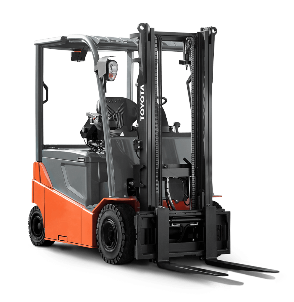 Toyota Electric Pneumatic Forklift for sale