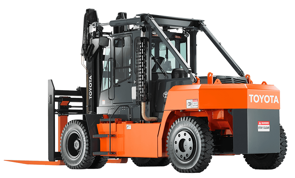 High Capacity IC Pneumatic Forklift for sale