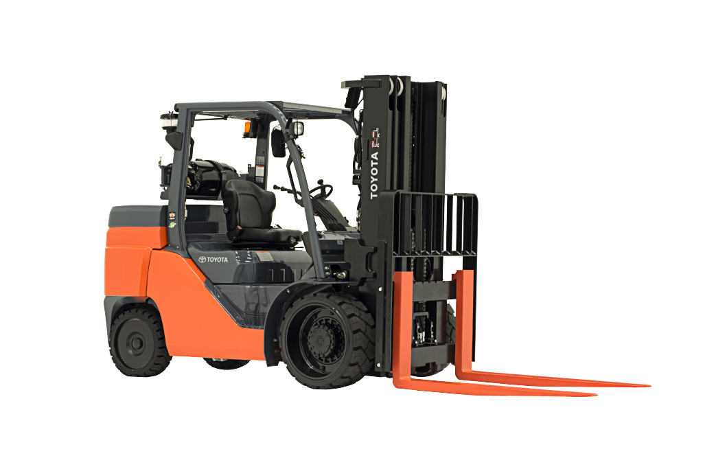 Toyota Large IC Cushion Forklift For Sale