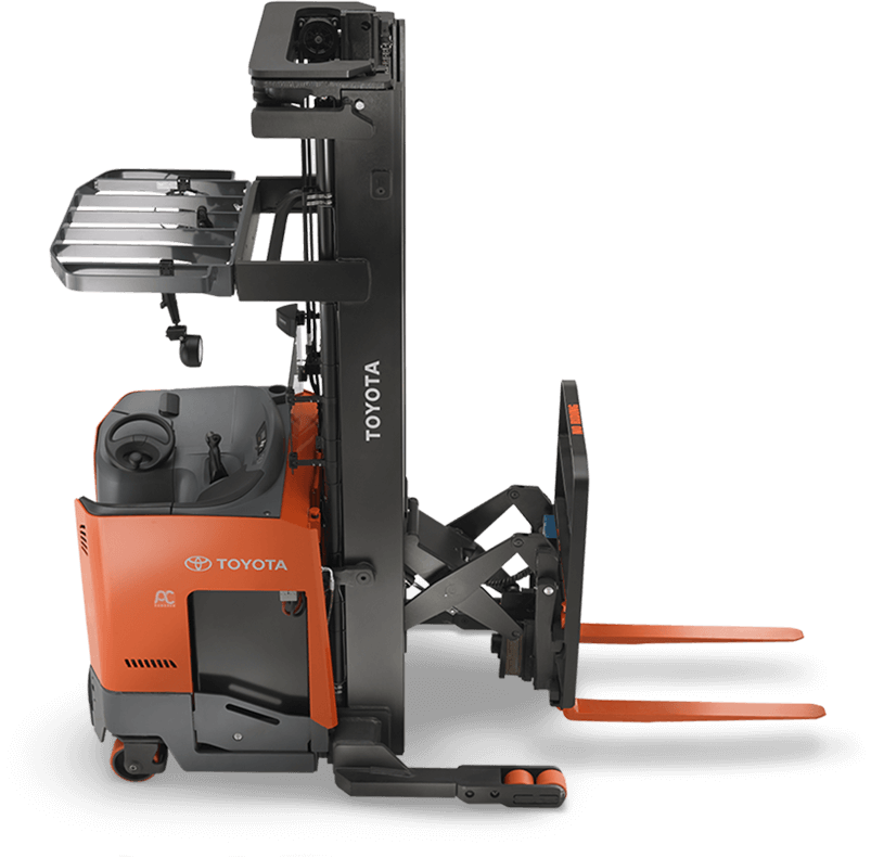 Toyota Reach Truck forklift for sale