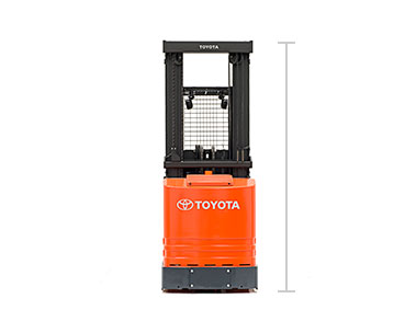 Toyota 7-Series Order Picker  forklift model