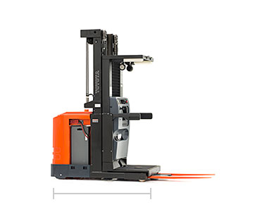 Toyota 7-Series Order Picker forklift dealer