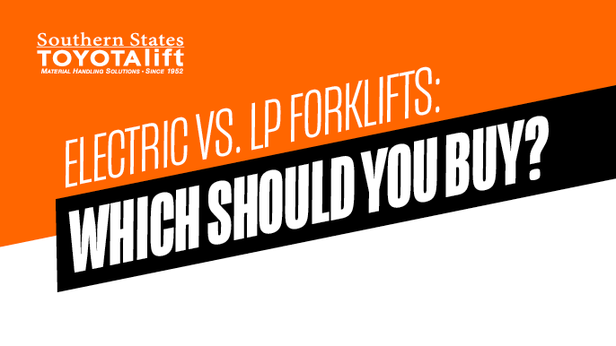 Electric vs. LP Forklifts: Which Should You Buy?