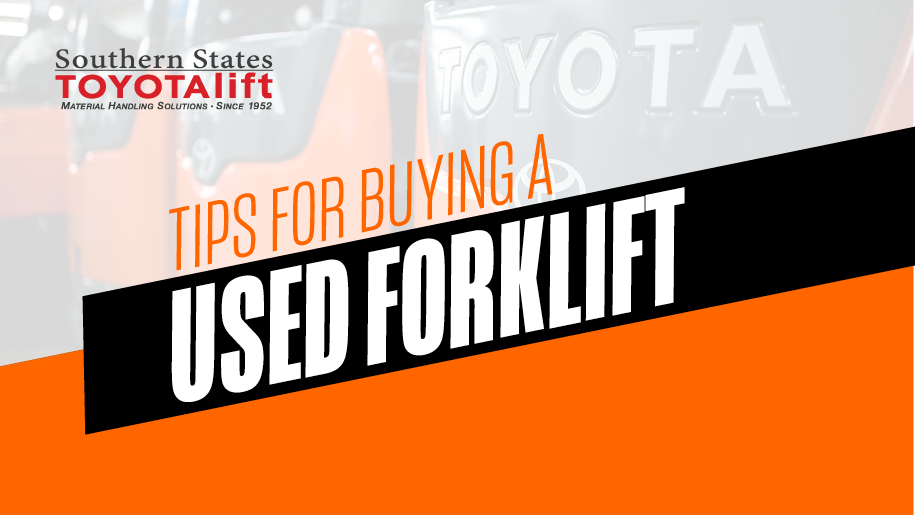 Tips for Buying a Used Forklift