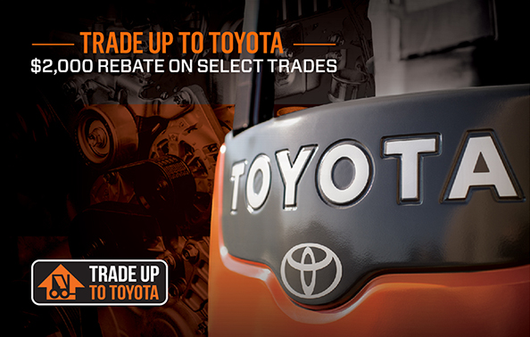 Trade Up to Toyota and Save $2000