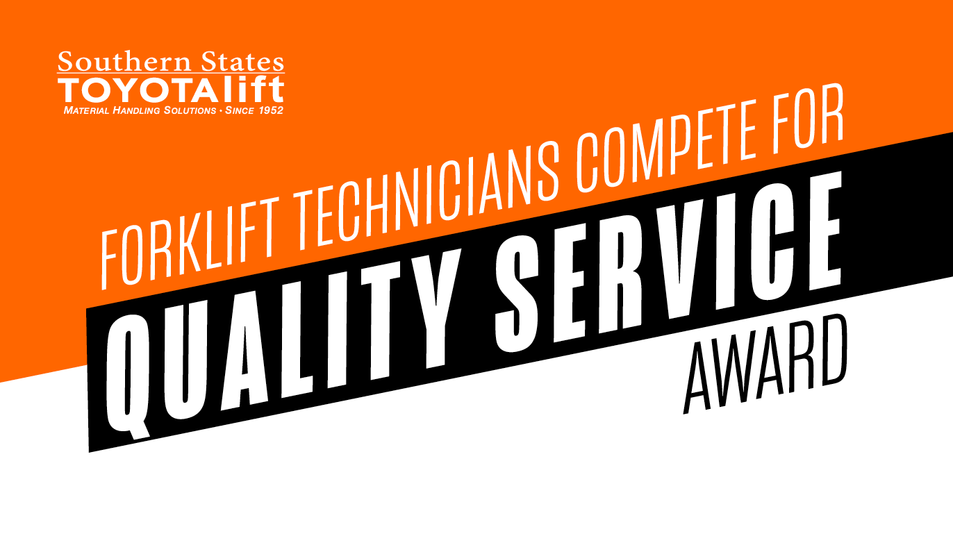 Forklift Technicians Compete for Quality Service