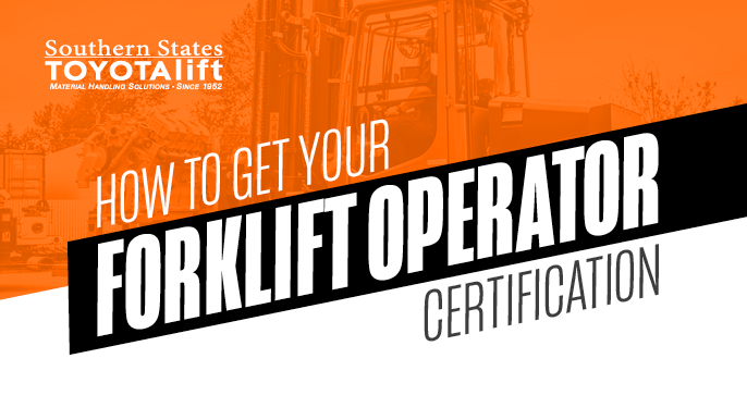 How to Get Your Forklift Operator Certification