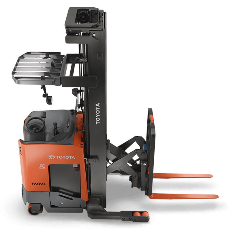 Toyota Reach Trucks