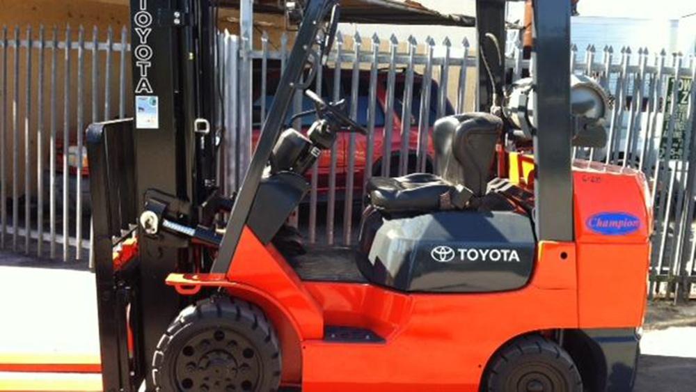 Toyota 7FGCU32