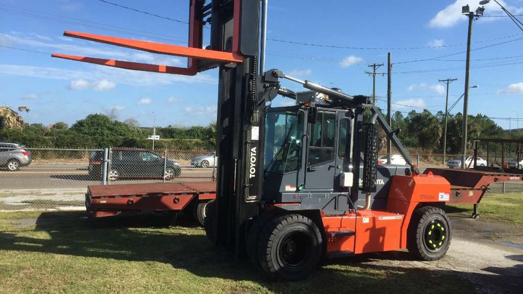 2015 Toyota Industrial Equipment THD3600-48
